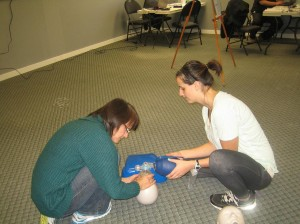 CPR Training Courses in Edmonton