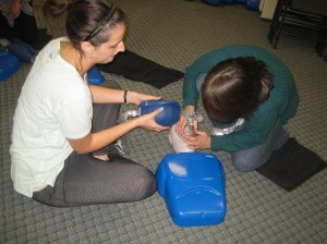 CPR Training Courses in Victoria