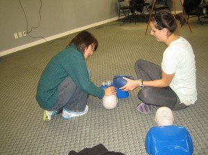 CPR Training Courses in Mississauga